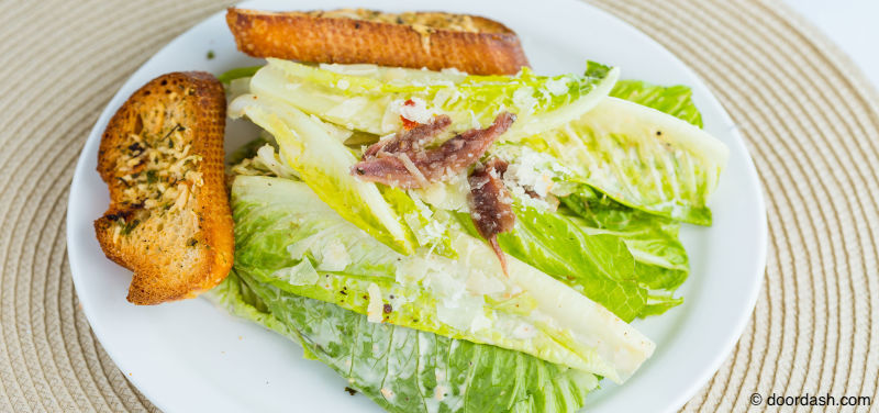 A picture of Caesar Salad